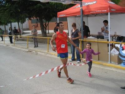 Així finalitzava la cursa Manuel Torres