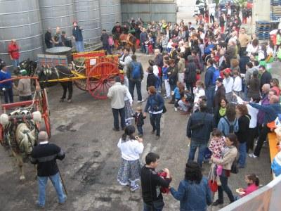 Matí de dissabte carregat d'activitats dins les Festes del Most de Moja