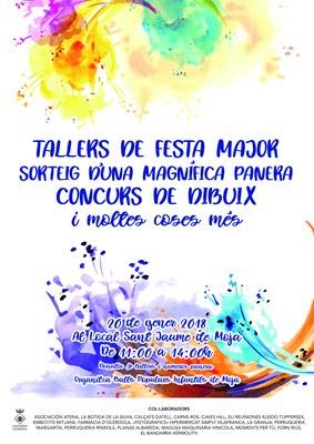 Matinal d'activitats aquest dissabte gràcies als Balls Populars infantils de Moja