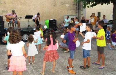 El festival infantil ha estat aquest diumenge un dels darrers actes