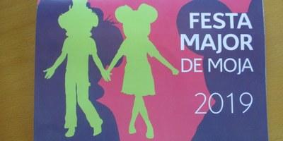 Moja tindrà actes de Festa Major durant tota la setmana que ve