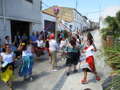 Molta música en directe i tres grups convidats a la cercavila, entre les propostes destacades de la FM de Sant Pere Molanta