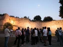 Nit d'estels aquest dissabte en el primer dels Vespres al castell d'Olèrdola