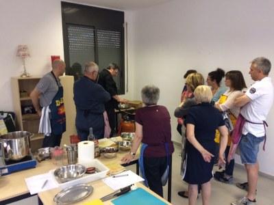 Nou taller d'arrossos aquest dissabte organitzat per l'Ateneu Mogenc