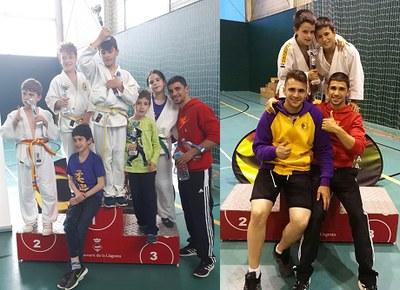 Nous èxits del Judo Olèrdola al Campionat de Catalunya d'edat escolar