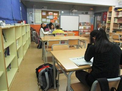 Nova activitat al servei de Biblioteca Oberta d'Olèrdola amb el conte de les ADF's