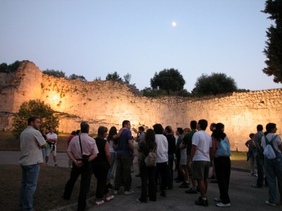 Nova proposta d'activitats lúdiques al castell d'Olèrdola els vespres dels dissabtes d'agost