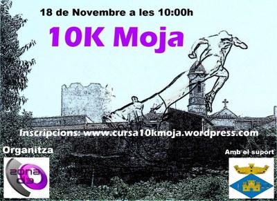 """Obertes les inscripcions per participar en la primera cursa """"10K Moja"""""""