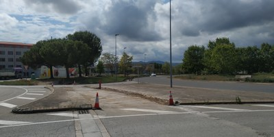 Obrim Olèrdola demana aturar les obres del carril bici Vilafranca-Els Monjos