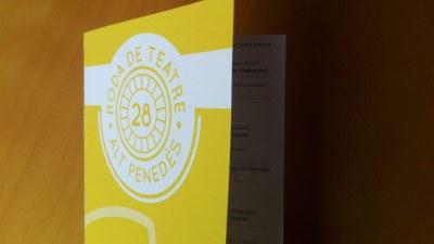 Olèrdola acull 6 de les 30 funcions programades en la 28a Roda de Teatre de l'Alt Penedès