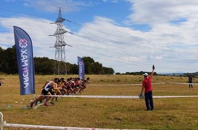 Olèrdola acull amb èxit el 1r Campionat de Catalunya de trail de promoció