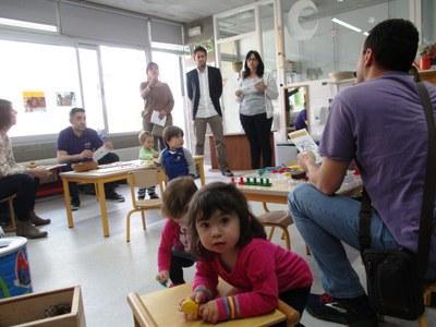 Olèrdola afronta amb bones perspectives el període de preinscripcions a les escoles bressol