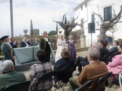 Olèrdola amplia atractius amb l'Arxiu de la Família Desvalls i el seu centre d'interpretació
