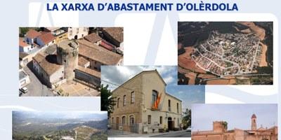 Olèrdola començarà per Can Trabal el canvi de comptadors d'aigua per implantar el sistema de telelectura al municipi