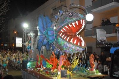 Olèrdola destaca en les rues de Carnaval per quantitat i qualitat