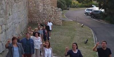 Olèrdola s'ha sumat a la commemoració del Dia Mundial de l'ELA