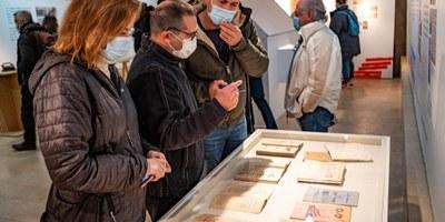 Olèrdola s'implica en l'exposició que mostra al Vinseum la tècnica pedagògica Freinet durant la II República