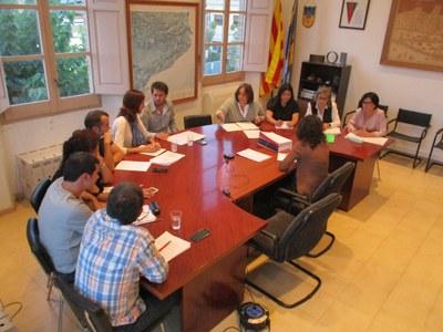Olèrdola s'ofereix com a territori d'acollida de població refugiada víctima de conflictes armats