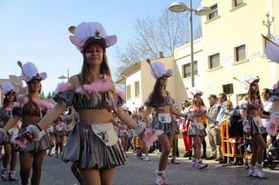 Olèrdola serà centre d'interès del Carnaval penedesenc aquest cap de setmana amb les rues de Moja i de Sant Pere Molanta