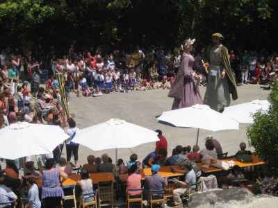 Olèrdola viu amb gran participació i ambient familiar la 34a Trobada