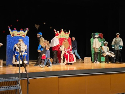 Participades cavalcades de Reis a Olèrdola