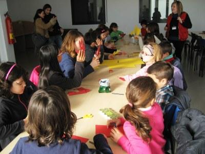 Participatius tallers nadalencs a Olèrdola organitzats per l'Ajuntament
