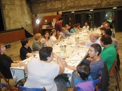 La sessió tancava el primer cap de setmana de la Festa del Most