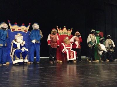 Patges dels Reis Mags estaran aquest diumenge a Sant Miquel i dimarts a Moja