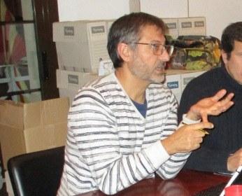 Xavier Serramià, portaveu del govern municipal