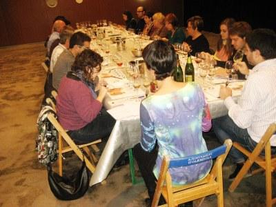 Imatge de la sessió de l'any passat, dedicada als embotits gourmet