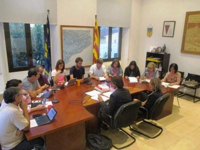 Ple extraordinari dimarts a l'Ajuntament d'Olèrdola per aprovar les ordenances fiscals de 2018