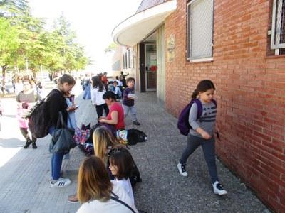 Poques novetats en l'oferta de places per aquesta preinscripció a les escoles d'Olèrdola