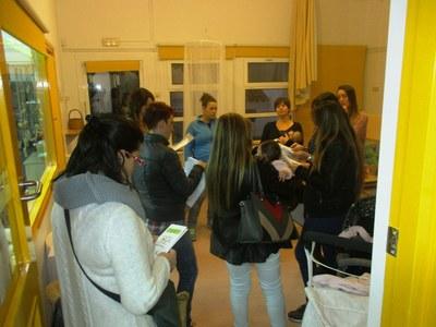 Portes obertes a les escoles bressol d'Olèrdola abans de començar la preinscripció
