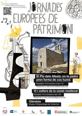 Portes obertes i dues visites guiades gratuïtes a la seu d'Olèrdola del MAC dins les Jornades Europees de Patrimoni