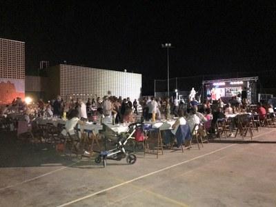 Positiva estrena de la Festa Major Petita de Sant Pere Molanta