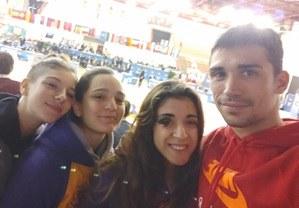 Presència del Judo Olèrdola en la Copa d'Europa cadet