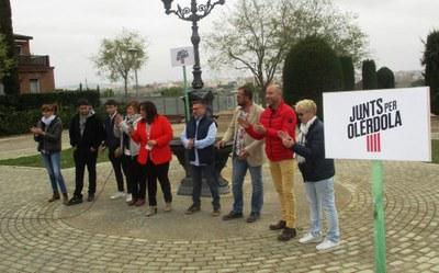 Presència destacada de joves i de veïns de Moja en la renovada llista de Junts per Olèrdola
