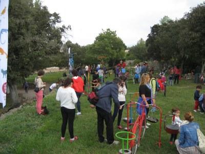 Jocs amb materials recuperats, aquest diumenge a la FM del Parc