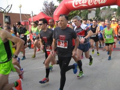 Prop de 300 inscrits converteixen la 10K de Moja en una festa de l'atletisme popular