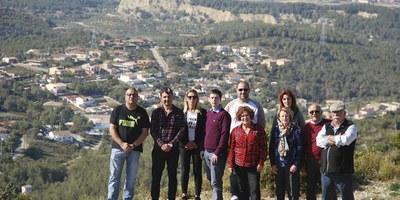 PSC-Units-CP presenta llista a Olèrdola amb Joan López, veí de Moja,com a candidat a l'alcaldia