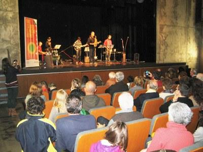 Aquest serà el 6è concert solidari que oferirà l'EMM de Vilafranca a Moja