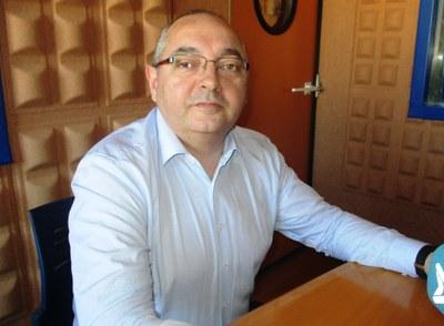 Rafa Martínez, pregoner de la FM de Moja 2017