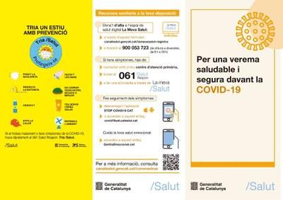 Recomanacions per a una verema saludable i segura davant la Covid-19
