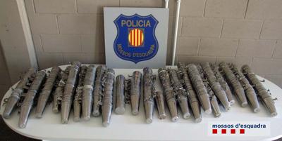 Els robatoris s'han registrat en 7 cementiris del Penedès