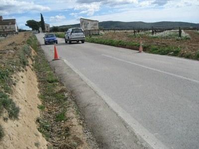 Reparació al barri de Can Ferran per millorar el servei de subministrament d'aigua