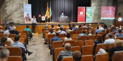 Ruiz-Domènec reivindica la importància de Mir Geribert en la vertebració territorial del país