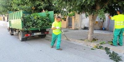 S'adjudica a Nou Verd el contracte de neteja, manteniment i conservació de les zones verdes d'Olèrdola