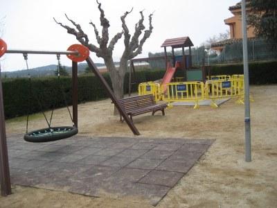 Plaça de l'Olivera a Moja