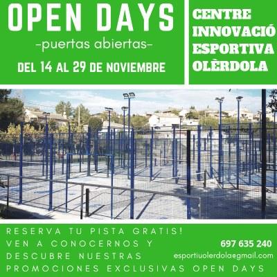 S'estrena a Daltmar la nova zona esportiva,  amb 5 pistes de pàdel i 3 de tennis platja