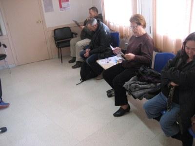 S'han registrat 360 signatures de veïns per reclamar metgessa fixa a Moja